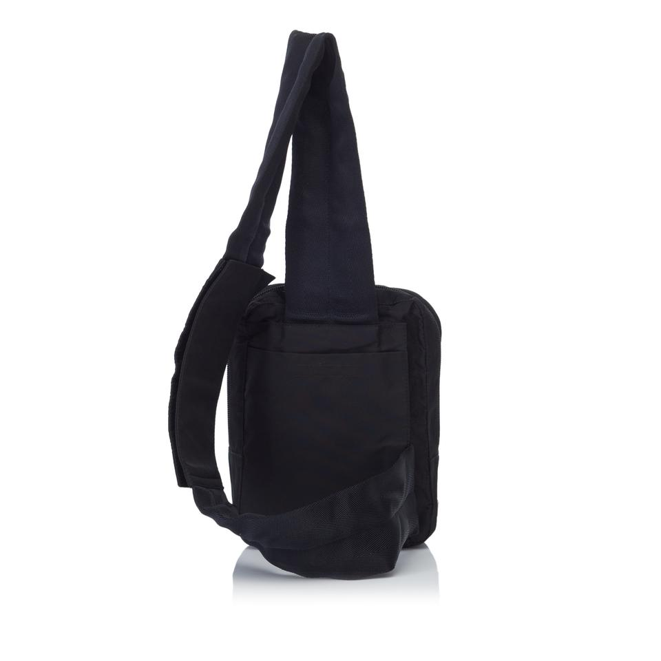 281886771f1af7 Prada Sling Black Fabric X Nylon Backpack - Tradesy