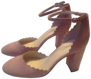 Marc Fisher Nude Pink Pumps