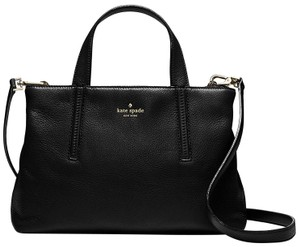 d3b2330742e6 Kate Spade Chester Street Small Allyn Handbag Crossbody Black ...