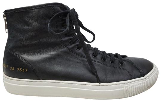 common projects high top black