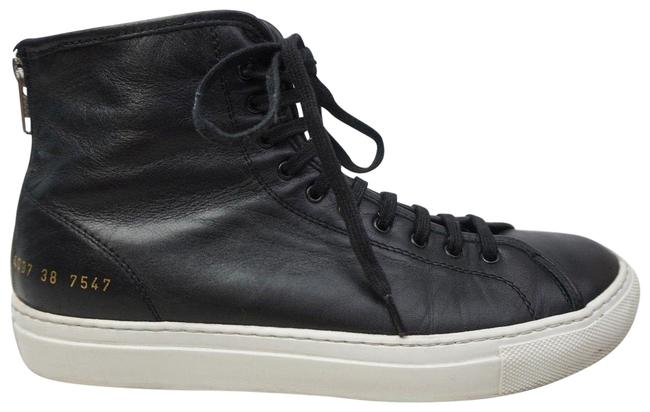 Common Projects Black Tournament High