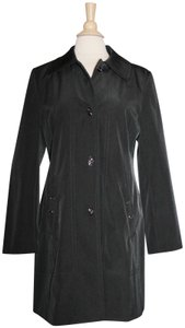 Anne Klein Pea Spring Trench Coat