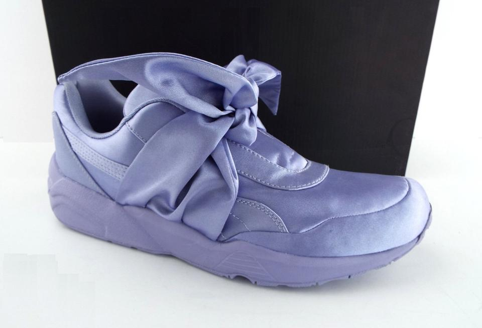be6c2455e76e61 FENTY PUMA by Rihanna Lavender Bow Sneakers Sneakers Size US 9 Regular (M