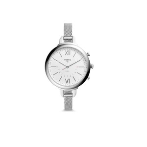 Fossil Fossil Women's HYBRID SMARTWATCH Q ANNETTE STAINLESS STEEL FTW5026