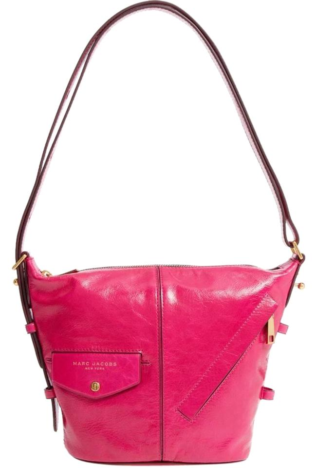 99a81d8ee92c87 Marc Jacobs Vintage Mini Sling Convertible Leather #m0013533 Hobo Bag Image  0 ...