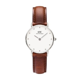 Daniel Wellington Daniel Wellington Brown Classy St Mawes Dw00100067 Women's Watch