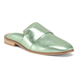 Free People green Flats