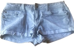 Forever 21 Cut Off Shorts Gray