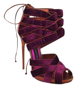 Tom Ford Fuchsia Sandals