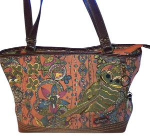 Sakroots Tote in Multicolored