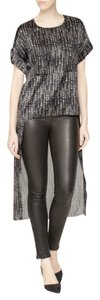 Thomas Wylde Top Multi-color Black Beige