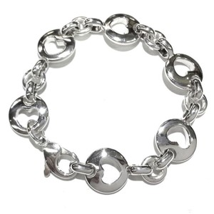Tiffany & Co. GORGEOUS!! Tiffany & Co Heart Stencil Bracelet