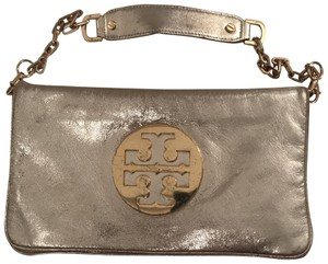 Tory Burch Mettalic Clutch