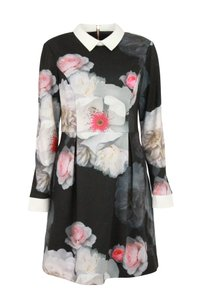 f393f897b908 Ted Baker Floral Collar Longsleeve Kaleesa Chelsea Flower Dress