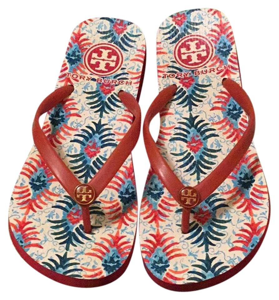 Tory Burch A?aí Red-oasis 51138215 51138215 Red-oasis Sandals 93dc24