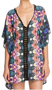 Nanette Lepore Habanera Caftan Swim Cover-Up