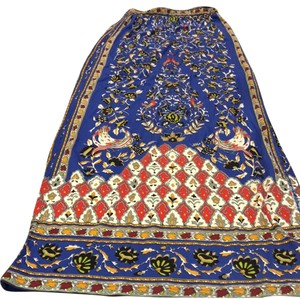 Calypso St. Barth Maxi Skirt Multi