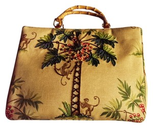 Isabella Fiore Go Bananas Handbags Tote in Multicolor