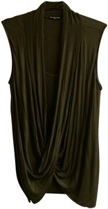 Cha Cha Vente Sleeveless T Shirt Green