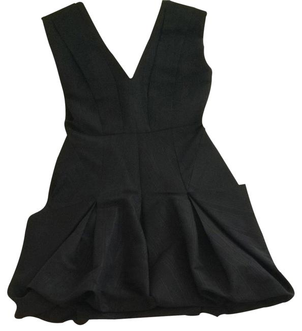 Preload https://item1.tradesy.com/images/bcbgmaxazria-black-amerie-mini-night-out-dress-size-2-xs-2297765-0-0.jpg?width=400&height=650