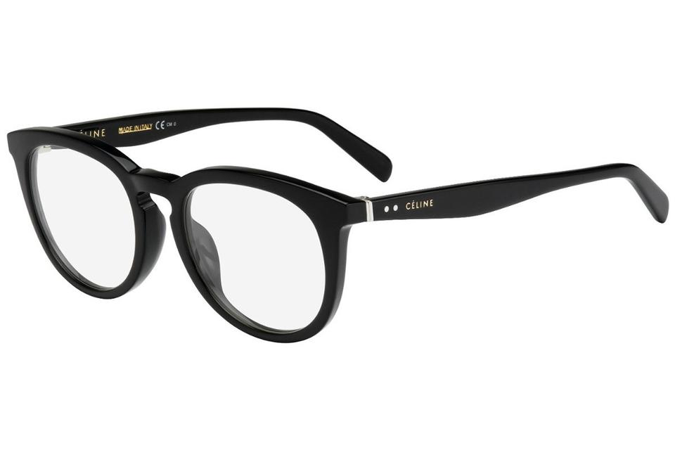 Céline Dark Brown New Thin Donnie Cl 41085/F/S Rounded Frames ...