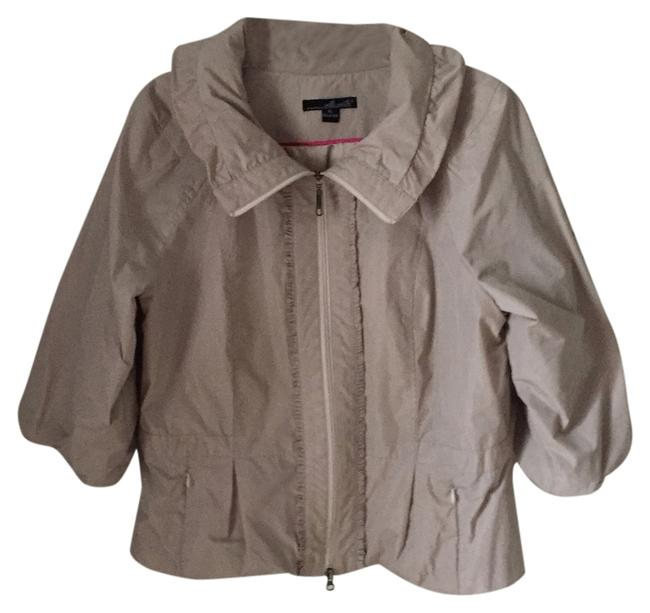 Willi Smith Khaki Jacket