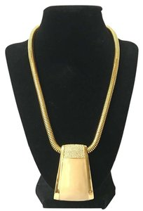 Rachel Zoe Rachel Zoe Gold Pendant Necklace