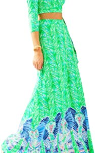 Multi-Colored Maxi Dress by Lilly Pulitzer