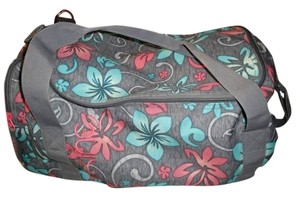 Dakine Gym Small Duffle Kala Floral Floral Gym Carry On Travel Bag