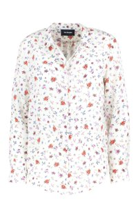 The Kooples Button Down Shirt Floral Multi