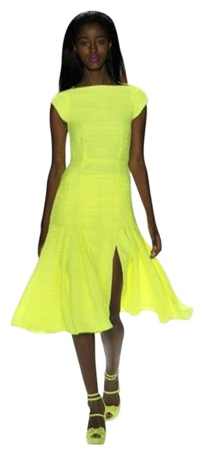 Preload https://item3.tradesy.com/images/nanette-lepore-yellow-picture-day-neon-chiffon-knee-length-night-out-dress-size-2-xs-2297942-0-0.jpg?width=400&height=650