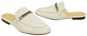 Marc Fisher Ivory Mules