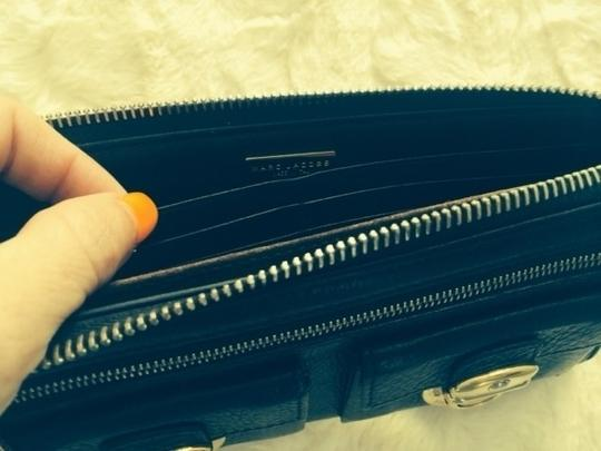 Marc Jacobs Marc Jacobs Wallet with front clasps and zipper
