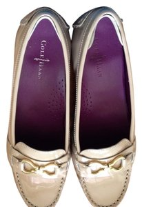 Cole Haan light Tan Flats