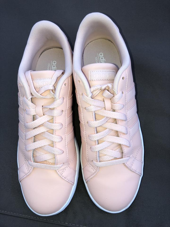 newest 98ec9 ea068 Adidas By Stella Mccartney Leopard Blush Sneakers