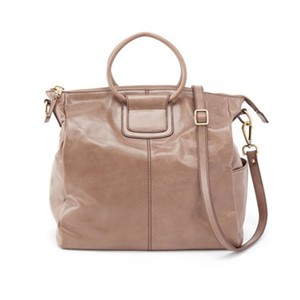 e7c6a5bd8820 Hobo International Sheila Convertible Tote Ash Taupe Gray Leather ...
