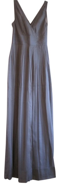 Preload https://img-static.tradesy.com/item/2298067/jcrew-grey-silk-chiffon-sophia-long-formal-dress-size-4-s-0-0-650-650.jpg