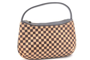 Louis Vuitton Damier Sauvage Tiger Hand Tote in Brown