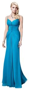 Truly Zac Posen Zp281446 Bridesmaid Mother Of The Bride Full Length Dress