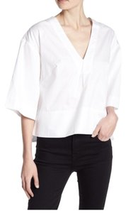 Kendall + Kylie Top white