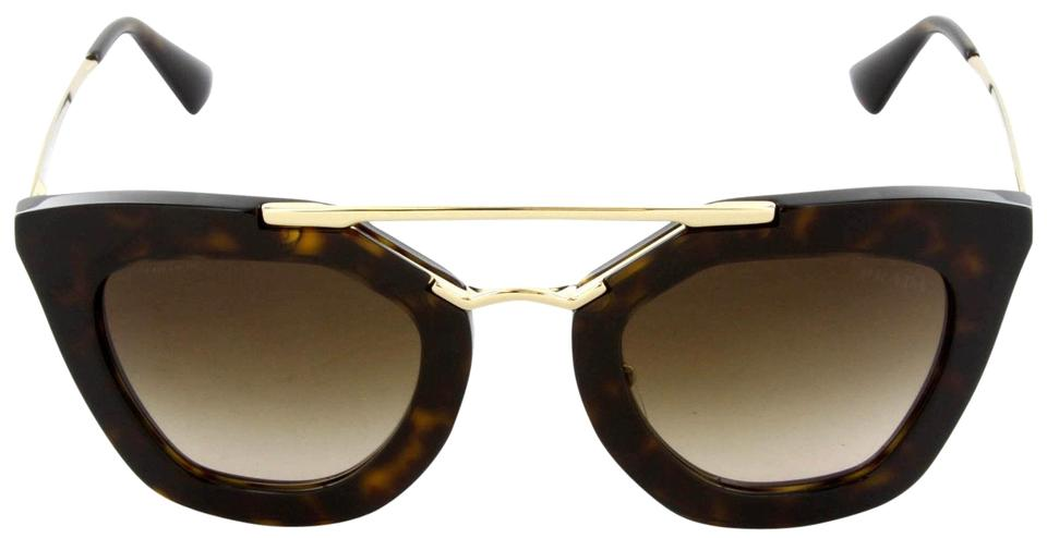 fa971ef621f0 Prada Havana Brown Spr 09q 2au-6s1 Pr09q Cinema New Sunglasses - Tradesy