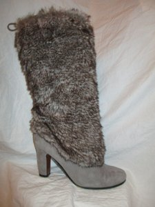 755db54c0ab292 Grey Sam Edelman Boots   Booties - Up to 90% off at Tradesy