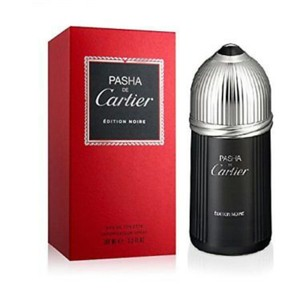 Cartier PASHA DE CARTIER EDITION NOIR-MEN-EDT-3.3OZ-100ML-FRANCE