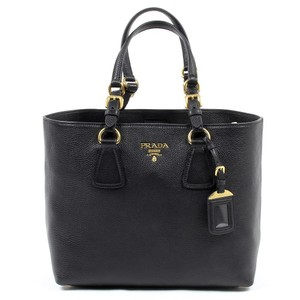 1663342a6d8 Prada Paradigme Bibliotheque Leather Vitello Shoulder Bag