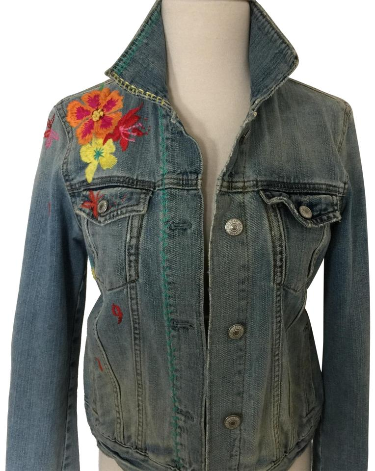 M&J Trimming Patches DIY Embroidered Jacket
