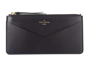 Louis Vuitton Leather Card Coin Pouch