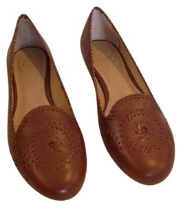 Jack Rogers BROWN Flats