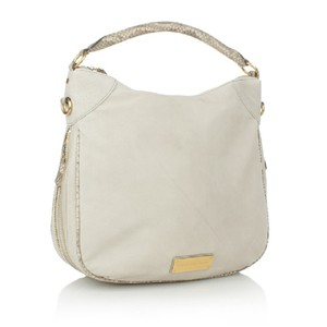 Marc by Marc Jacobs Billy Suede Tote in Beige