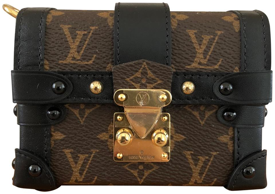 2021e5ea68 Louis Vuitton Trunk Clutch Malle Runway Petite Essential Monogram ...