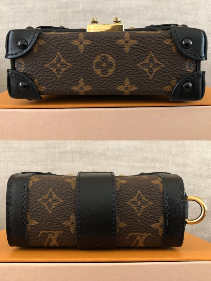bf28d153a6b3 Louis Vuitton Trunk Clutch Malle Runway Petite Essential Monogram Leather  Clutch - Tradesy